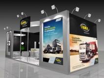 Em forte expansão, Fama Transportes participa pela primeira vez da Intermodal